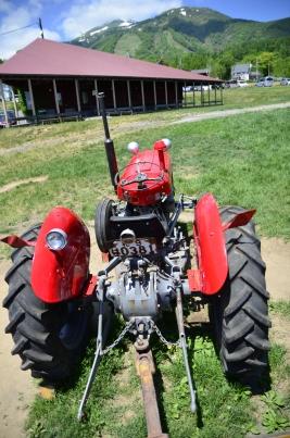 垂型農車讓你坐