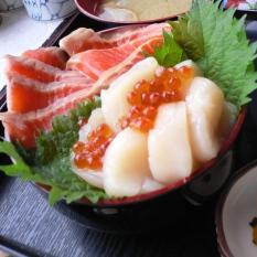 豐富魚生飯