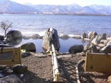 屈斜路湖畔的露天風呂 - コタン
