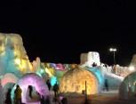 支芴湖冰濤祭 Shikotsu Ice Festival