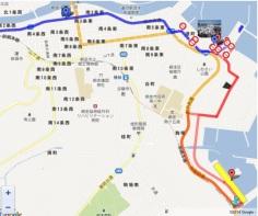 Abashiri map 1