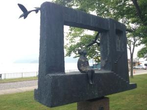 洞爺湖畔雕塑公園