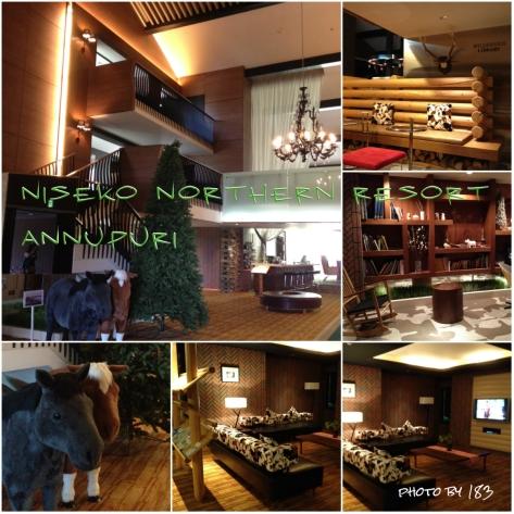 Niseko Northern Resort, Annupuri