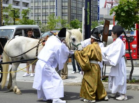 北海道神宮例祭 (札幌まつり)
