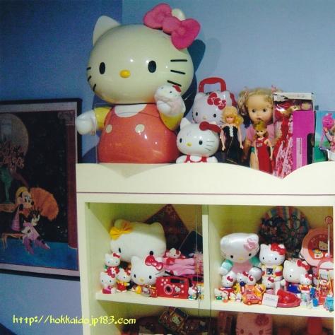 Hello Kitty 千載不變一樣受颧迎