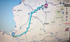 route search for driver 005.2