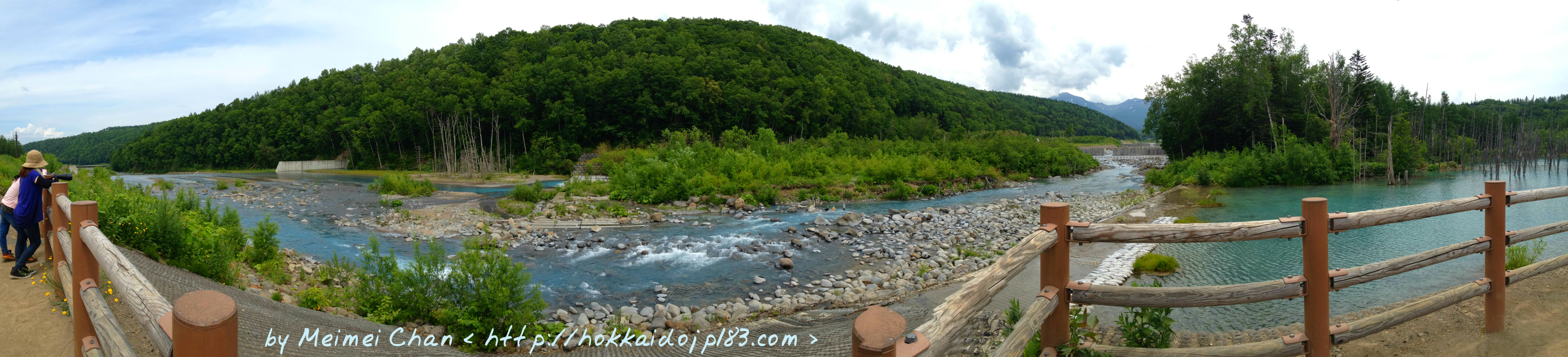 水壩 panorama