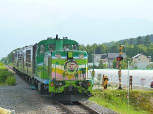 Norokko號 觀光列車車頭