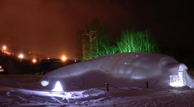 Ice Village 冬の魅力