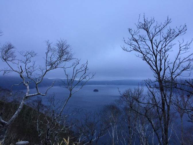 神秘的摩周湖